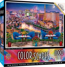 Las Vegas Living 1000 PC Puzzle