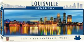 Louisville 1000 PC Panoramic Puzzle MasterPieces