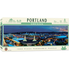 Portland 1000 PC Puzzle