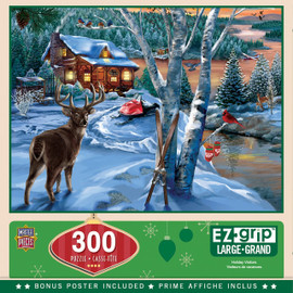 Holiday Visitors 300 PC Puzzle