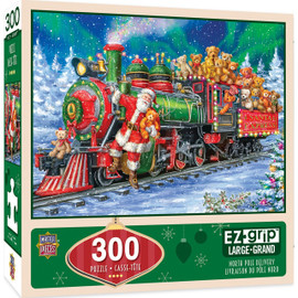 North Pole Delivery 300 PC Puzzle