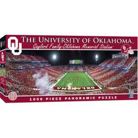 Oklahoma Sooners Panoramic1000 PC Puzzle