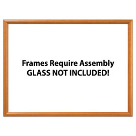 Natural Wood Puzzle Frame