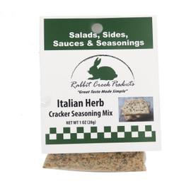 Italian Herb Cracker Seasoning Mix by Rabbit Creek Farms