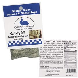 Garlicky Dill Cracker Seasoning Mix by Rabbit Creek Farms