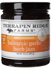 Balsamic Garlic and Herb Gourmet Jam