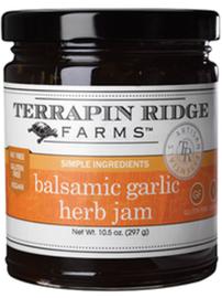 Balsamic Garlic and Herb Gourmet Jam