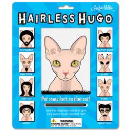 Hairless Hugo Magnetic Naked Cat Activity