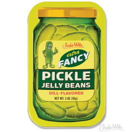 Pickle jelly beans by Archie McPhee
