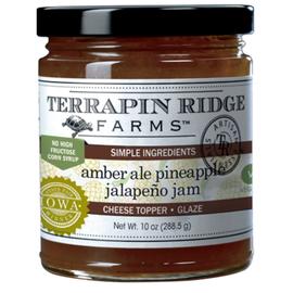 Amber Ale Pineapple Jam