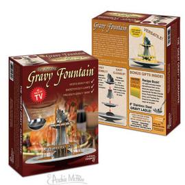 Gravy Fountain Gag Gift Box