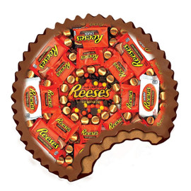 Hershey's Reeses 500 Piece Shaped Jigsaw Puzzle