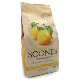 Lemon Poppy Seed Scone Mix By Sticky Fingers Bakeries