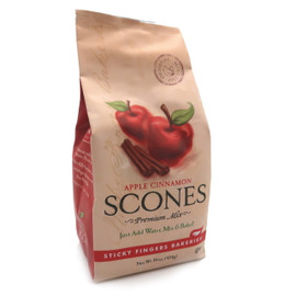 Apple Cinnamon Scone Mix By Sticky Fingers Bakeries
