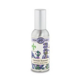 Unmistakable scent of lavender with rosemary and a hint of eucalyptus