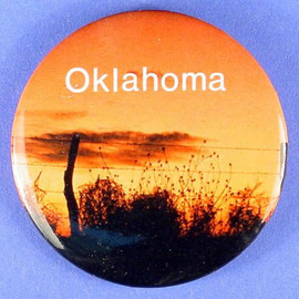 A great souvenir button.