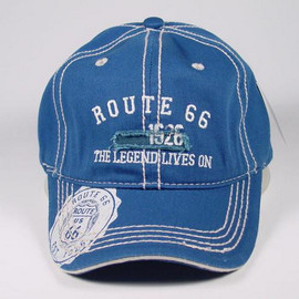 The Legend lives on with the stylish Route 66 Hat.