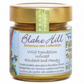 Wild Dandelion-infused Rhubarb & Honey 10 oz