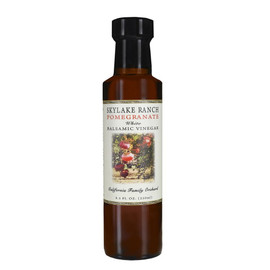 Premium White Balsamic Vinegar adds a sweet tang to your everyday salads or fruit. Add honey for sweetness, or whisk with olive oil and toss with greens, fruit, and cheese. Add a dash to your cocktails for a tangy treat. TIP: Soak cucumbers or strawberries in a bowl and serve cold as a side dish.