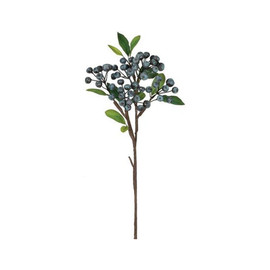 """This is a batch of berries you need to have in your toolbox. With a multitude of uses, this array of branches is gathered and joined into a bundle, ripe for the picking for your next creative project. Dimensions:5""""L x4.5""""W x18""""H Weight:1.80oz"""