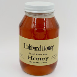 Made in Oklahoma, extra large jar for the true honey lover. Label may vary in design.