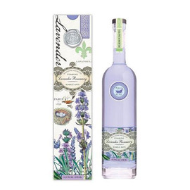 """Our tinted bubble bath comes in a stunning, long-necked glass aperitif bottle fitted with a stopper. DETAILS Box size: 2.5 x 2.5 x 11.25"""" h / 6.4 x 6.4 x 28.6 cm h 12.7 fl. oz. /375 ml liquid SCENT Unmistakable scent of lavender with rosemary and a hint of eucalyptus"""