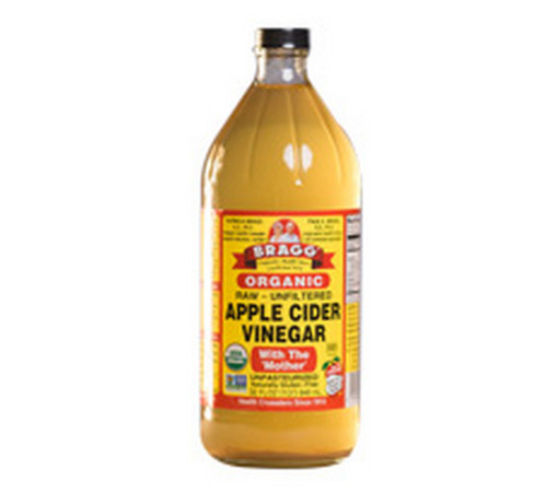 Bragg Organic Raw Apple Cider Vinegar is made from delicious, healthy, organically grown apples. Processed and bottled in accordance with USDA guidelines, it is Certified Organic by Organic Certifiers and Oregon Tilth; and is Kosher Certified. Bragg Organic Raw Apple Cider Vinegar is full of zesty Apple Cider Vinegarnatural goodness. Non-GMO Certified. It�s a wholesome way to add delicious flavor to salads, veggies, most foods, and even sprinkle over popcorn.