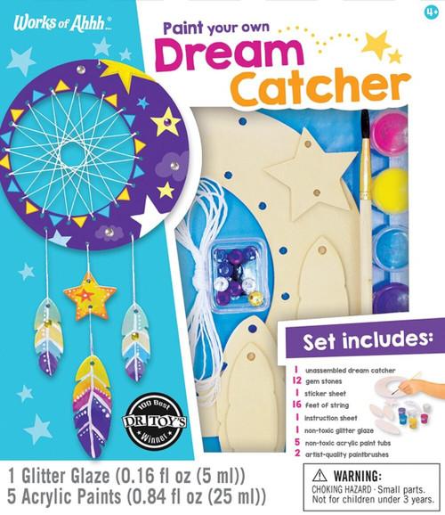 Dreamcatcher Wood Paint Kit