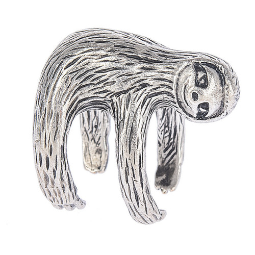 Funny little sloth hangs upside down.  Each charm is sold individually.