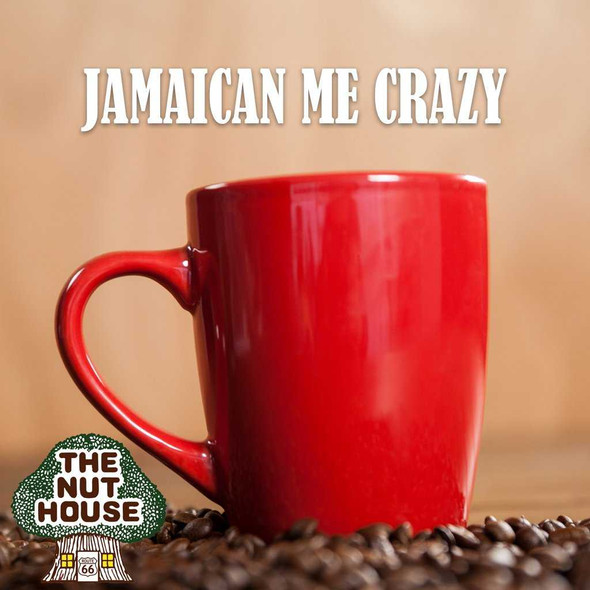 Jamaican Me Crazy Coffee Coffee The Nut House