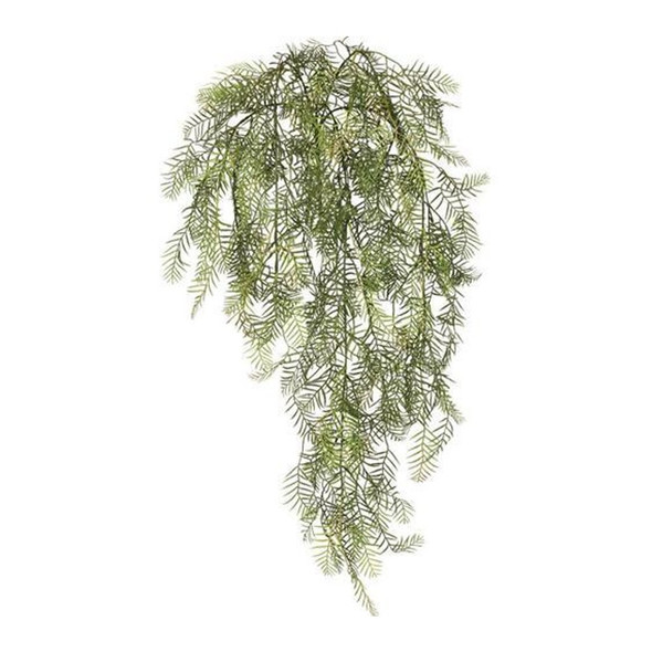"""Boasting lush, natural hues, this bold botanical is ideal to play the supporting role in any design. The texture and dimension of this wild-growing wonder is a great way to add style and sophistication, without having to tend to fresh plants. Dimensions:14""""L x6""""W x27""""H Weight:2.00oz"""