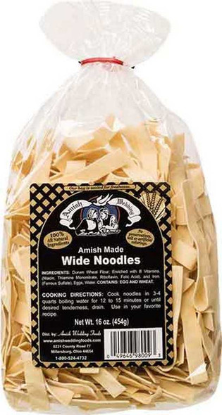 Amish Wide Noodles Noodles The Nut House