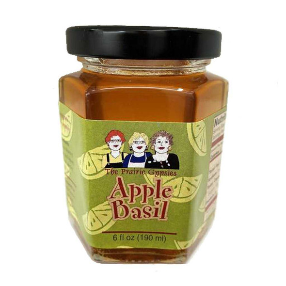 Apple Basil Jelly 6 oz Jams and Jellies The Nut House