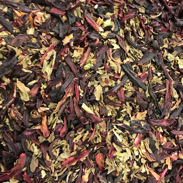 Spearmint Hibiscus Herbal Tea Packaged Tea The Nut House