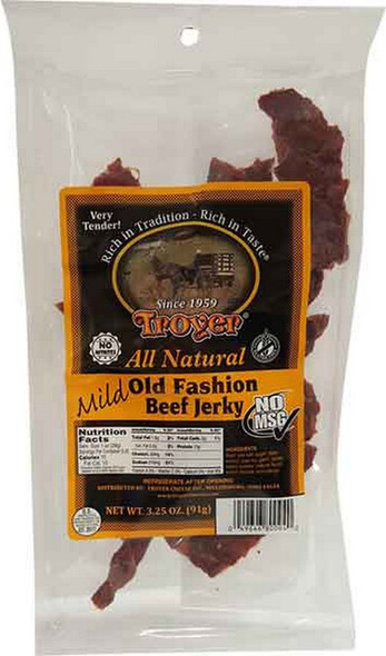 Mild Spiced All Natural Beef Jerky