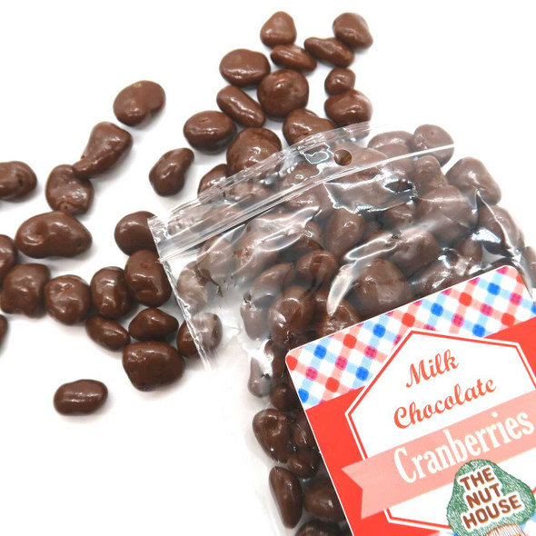 Chocolate Covered Cranberries 12 oz Cranberries The Nut House