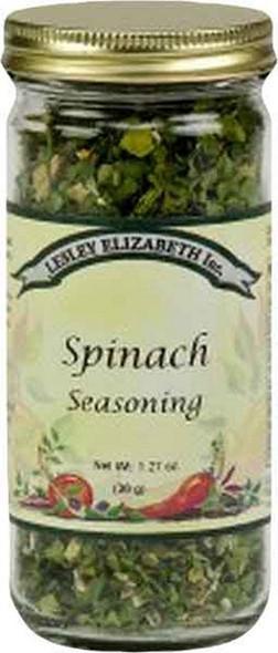 Spinach Dip and Seasoning