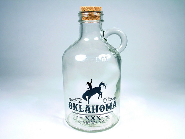 OK Moon Shine Jug