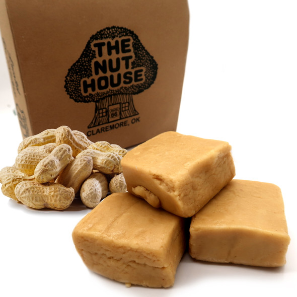 Creamy peanut butter delight that melts in your mouth. Gluten Free