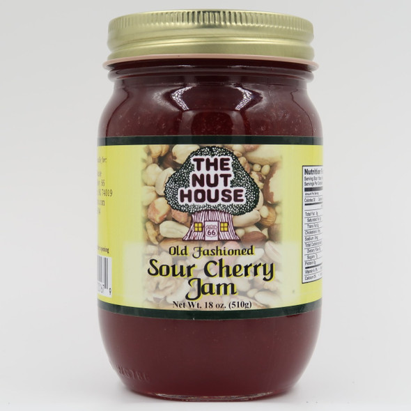 """You owe it to yourself to try the old-fashioned taste of  Seedless Black Raspberry Jam (18oz) that is """"Just Naturally Good."""" It is 100% all-natural with no artificial colors or sweeteners. The delicious flavor floats out of the jar!"""