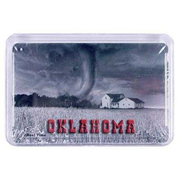 OK Tornado Scene Playing Cards Games The Nut House