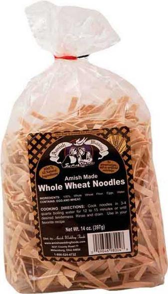 Amish Whole Wheat Noodles Noodles The Nut House