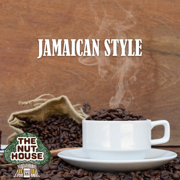 <p><span>Jamaican Style signature blend coffee beans: a creative blend comparable to the true Jamaican Blue Mountain. Note: this is unflavored coffee</span></p>