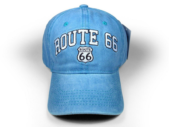 Denim hat with a rich caribbean/peacock blue color. Embroidered insignia and a velcro strap in back to adjust size. One size fits most.