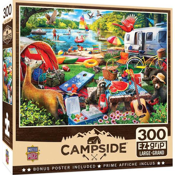 Campside - Little Rascals 300 Piece EZ Grip Puzzle Jigsaw Puzzles The Nut House