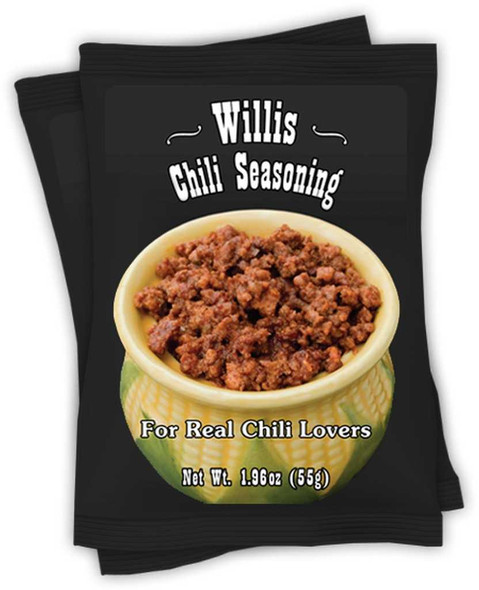 Willis Chili Seasoning Spices and Seasonings The Nut House
