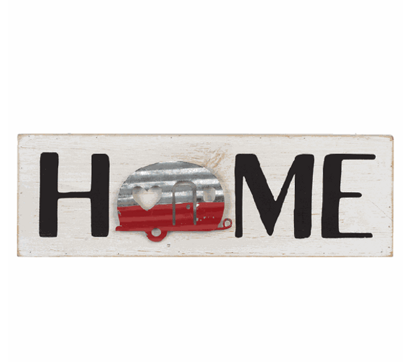 """Sometimes your home is your camper. Perfect gift for anyone's """"home away from home""""."""