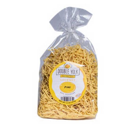 Fine Double Yolk Noodles GF Noodles The Nut House