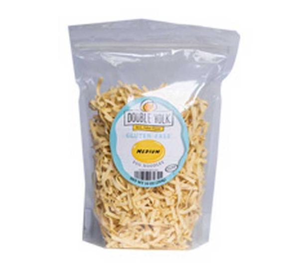 Medium Double Yolk Noodles GF Noodles The Nut House
