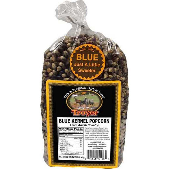 Blue Kernel Popcorn by Amish Country Popcorn The Nut House